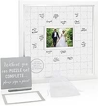 Best photo puzzle wedding guest book Reviews