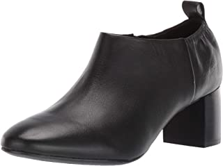 Aerosoles Women's CAYUTA Ankle Boot, Black Leather, 11 M US