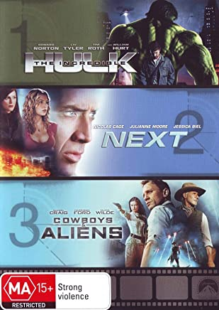 The Incredible Hulk/Next/Cowboys & Aliens