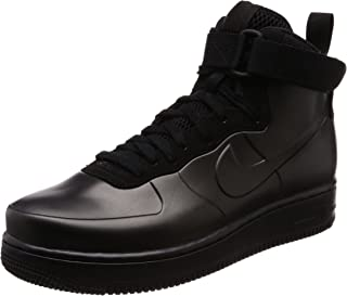 nike air force 1 foamposite black