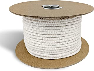 Wrights Natural Cotton Piping Cord for Craft and Sewing Supplies Renewed 40 Yards Long