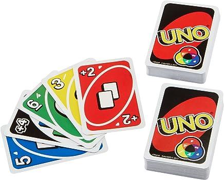 Mattel Games UNO ColorADD Game