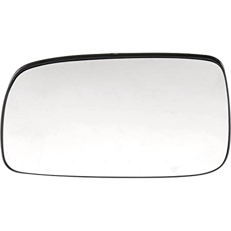 Fit System 99125 Toyota Camry Driver//Passenger Side Replacement Mirror Glass