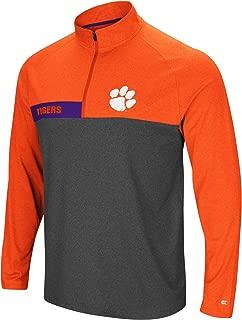 Colosseum Men's NCAA-No Mercy-1/4 Zip Pullover Windshirt