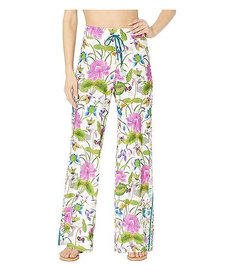 c86a809449 Nanette Lepore Opulent Garden Pant Cover-Up at Zappos.com