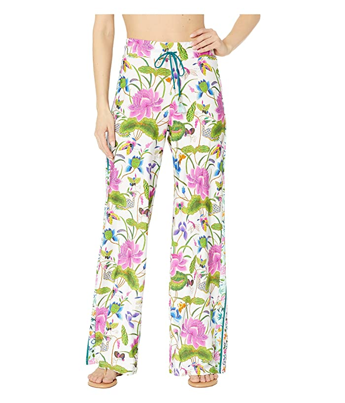 Nanette Lepore Opulent Garden Pant Cover-Up (Multicolored) Women