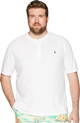 Polo Ralph Lauren Big & Tall Featherweight Mesh Short Sleeve Knit