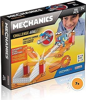 Geomag Mechanics 769 - Challenge Goal!Building Set, 96 Pieces