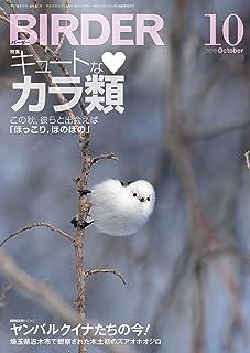 BIRDER (バーダー) 2013年 10月号 [雑誌]