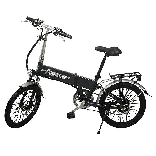 "Werkpro E-Bike Elektro Fahrrad Faltrad 20"" 51cm Aluminium Ebike 6 Gang Shimano"