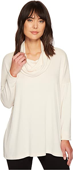 Karen Kane Long Sleeve Cowl Neck Sweater