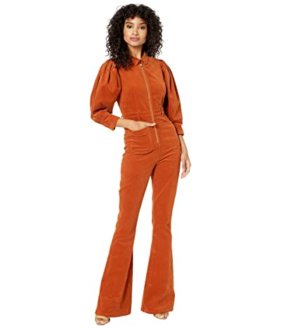 We Wore What 70s Jumpsuit (Autumnal) Women