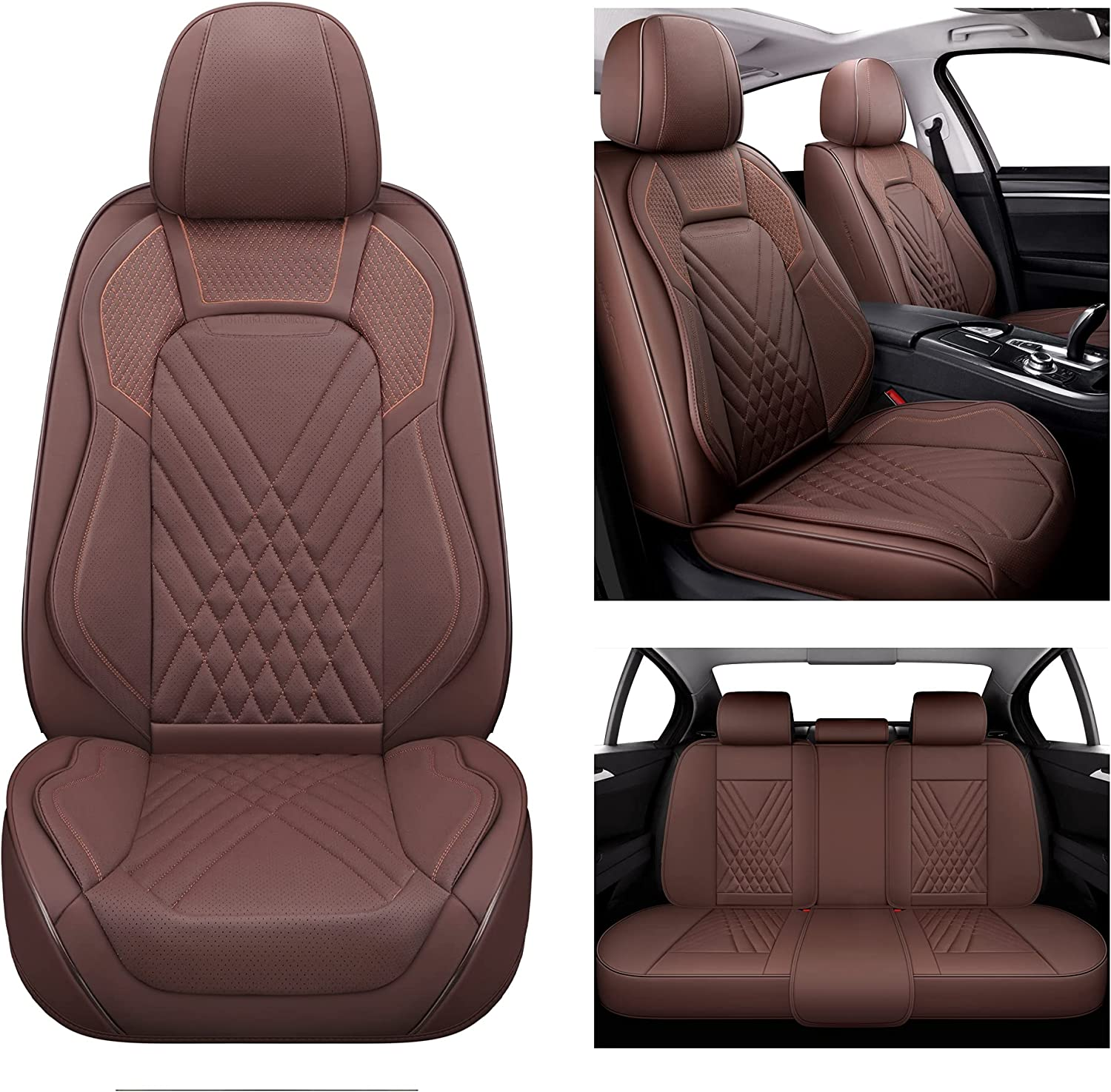 NS YOLO Special price Leather Car Seat At the price of surprise Covers Leatherette Veh Faux Automotive