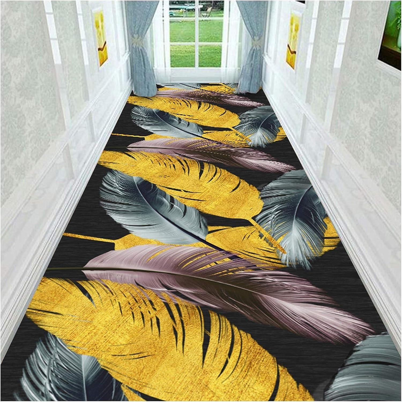Runner Promenade 3D Aisle Long Strip Stairs Hal Corridor Max 75% OFF Rug for Overseas parallel import regular item