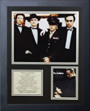 Legends Never Die The Godfather Framed Photo Collage, 11 by 14-Inch