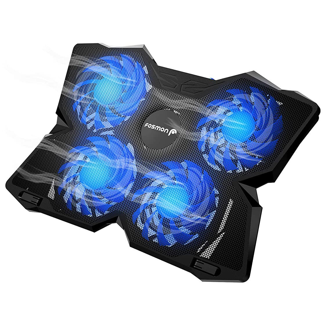 Fosmon 4 Fan Cooling Pad for 13