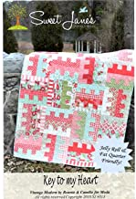 key to my heart quilt pattern