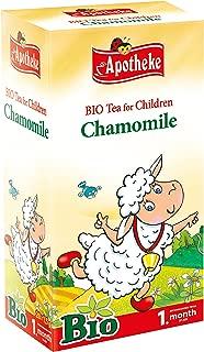 Apotheke Organic Chamomile Tea for Children - 20 tea bags