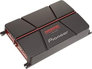 Pioneer GM-A6704 4-Channel Bridgeable Amplifier with Bass Boost photo