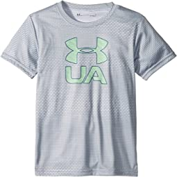Under Armour Kids - Sync Big Logo Short Sleeve Tee (Little Kids/Big Kids)