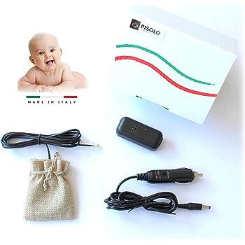 PISOLO - Made in ITALY - Dispositivo Antiabbandono bimbi con