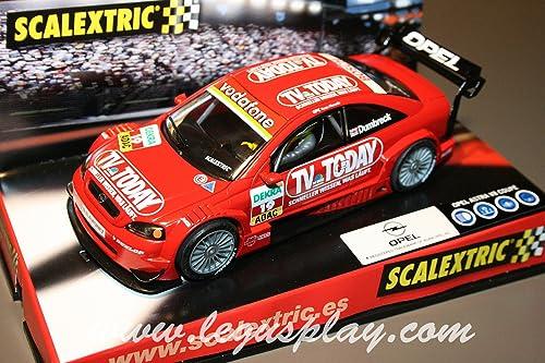 nueva gama alta exclusiva SCX SCX SCX Slot Scalextric 6138 Opel Astra V8 Coupé DTM Dumbreck  gran descuento