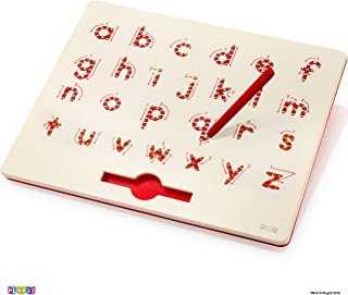 Play22 Magnetic Drawing Board - STEM Educational Learning ABC Letters Kids Drawing Board - Writing Board for Kids Erasable - a to z Magnetic Doodle Board Includes A Pen - Best Gift for Boys and Girls