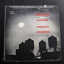 Aaron Copland & Roy Harris - Symphony No. 3 & Quiet City / Symphony No. 3 - Lp Vinyl Record