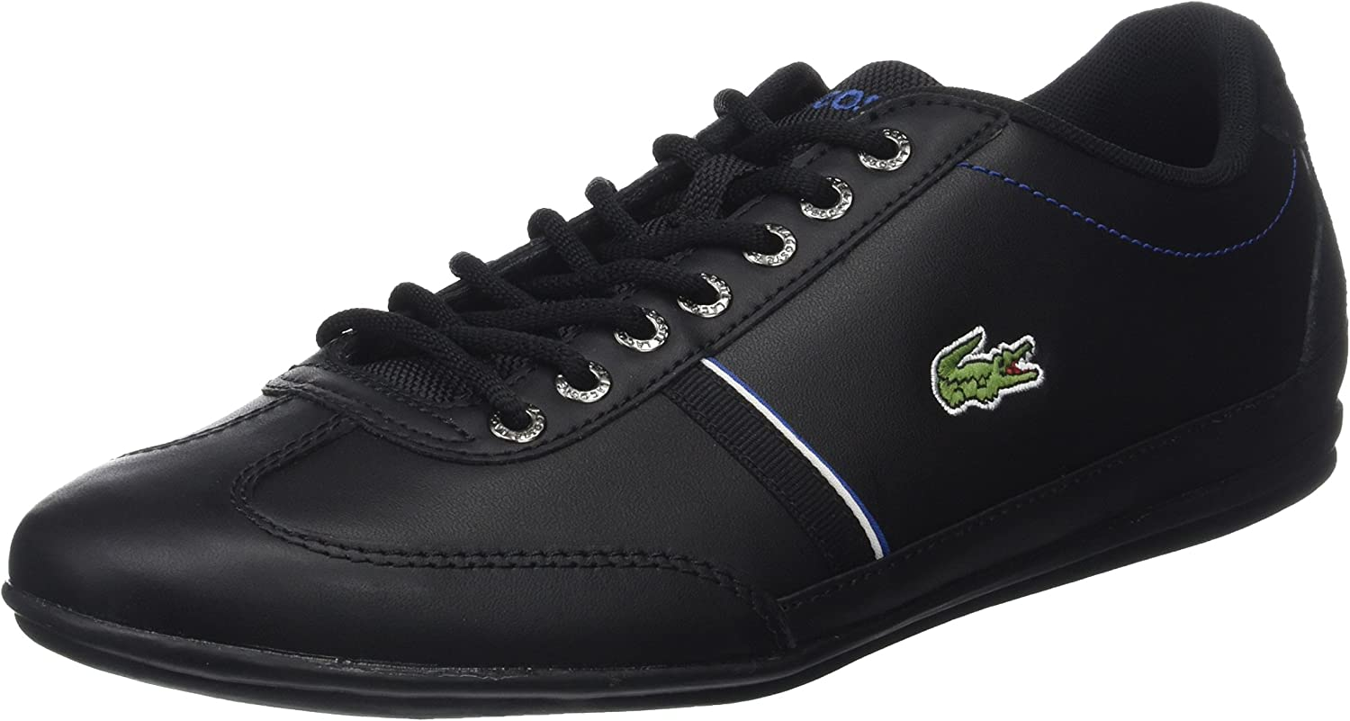 Lacoste Men's Misano Sport 118 1 Cam00831z2 Low-Top Sneakers