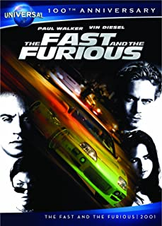 Fast & the Furious [DVD] [Import]