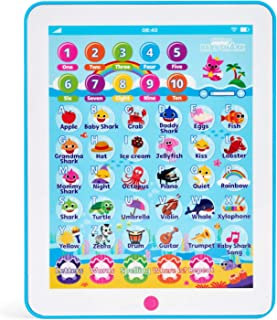 WowWee Pinkfong Baby Shark Tablet - Educational Preschool Toy
