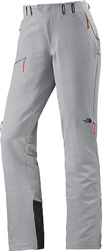 THE NORTH FACE - Fuyu Subarashi Pantalon Soft Shell pour Femmes (gris)