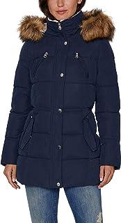 معطف ثقيل من الألياف الدقيقة من نوتيكا