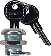 JQuad Truck Tool Box Lock with Keys - Replacement Pickup Toolbox Lock Cylinder for Latch (1 Pack)