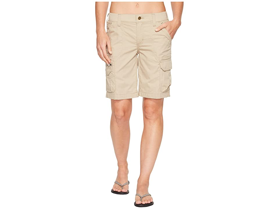 Carhartt Force Extremes Shorts (Field Shadow) Women's Shorts