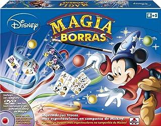 Borras- Magia Edición Mickey Magic, 15 trucos, contiene DVD