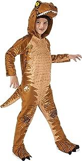 Rubie's Jurassic World: Fallen Kingdom Child's T-Rex Oversized Costume Jumpsuit, Small