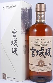 Whisky Nikka Miyagikyo 15 Y.O. - Japan