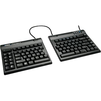 "Kinesis Freestyle2 Ergonomic Keyboard for PC (9"" or 20"" Separation) (9"" Separation)"