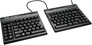 Kinesis KB800PB-US USBブラック - 英語QWERTYキーボード