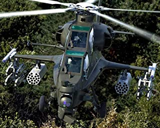 Military Helicopters-Poster Prints Set (2)- 8 x 10
