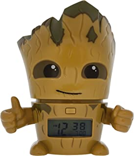 Bulb Botz 2021340 Guardians of The Galaxy Vol. 2 Groot Alarm Clock