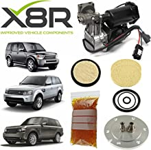 LAND ROVER LR4 / DISCOVERY 4 AIR SUSPENSION COMPRESSOR REPAIR KIT X8R40