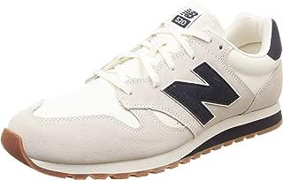 new balance Men's 520 SEA Salt Leather Sneakers-12.5 UK/India(47.5 EU)(13 US) (U520CC)