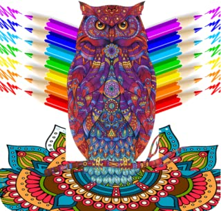 Mandala adult Relax Coloring Art book sandbox