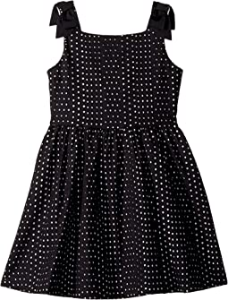 Sleeveless Eyelet Dress (Toddler/Little Kids/Big Kids)