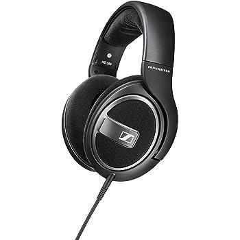Sennheiser HD 559 Open Back Headphone - Black