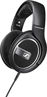 Sennheiser HD 559 Open Back Around Ear Headphone - Black