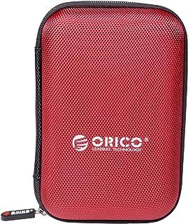 ORICO Custodia Protettiva per 2,5 Pollici HDD SSD Protezione Externo Portatile Anti-Shock Case per Western Digital WD Seag...