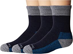 Smartwool Hiker Street 3-Pack (Toddler/Little Kid/Big Kid)